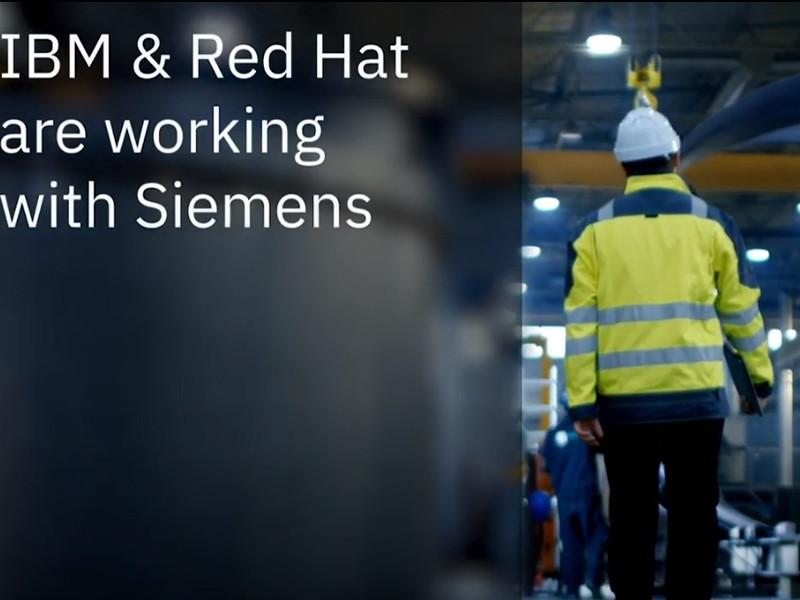 Tingkatkan real time value, Siemens, IBM, dan Red Hat luncurkan Inisiatif Hybrid Cloud