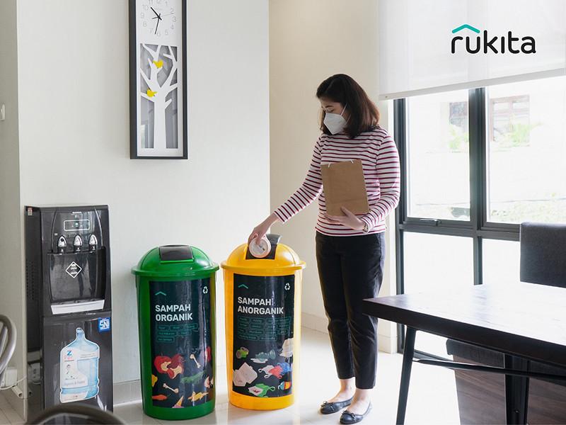Rukita dan Waste4Change berkolaborasi menuju zero-waste lifestyle