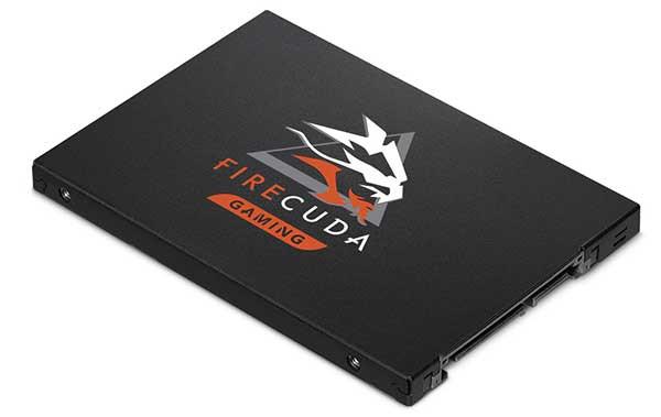 Seagate manjakan gamers dengan FireCuda 120 SATA SSD