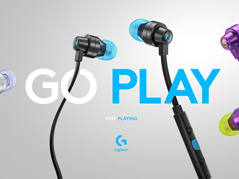 Logitech G luncurkan gaming earphone G333