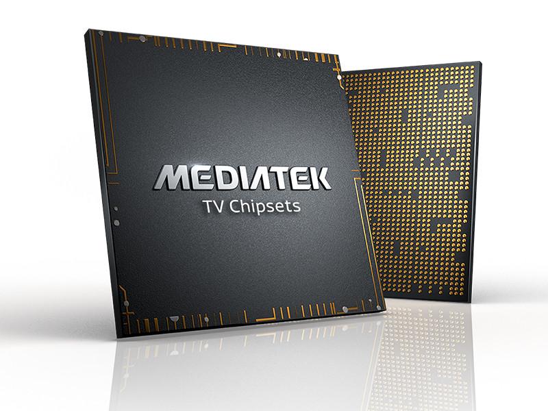Mediatek perkenalkan chip televisi pintar 4K terbaru