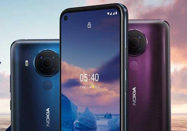 HMD Global rilis Nokia 5.4
