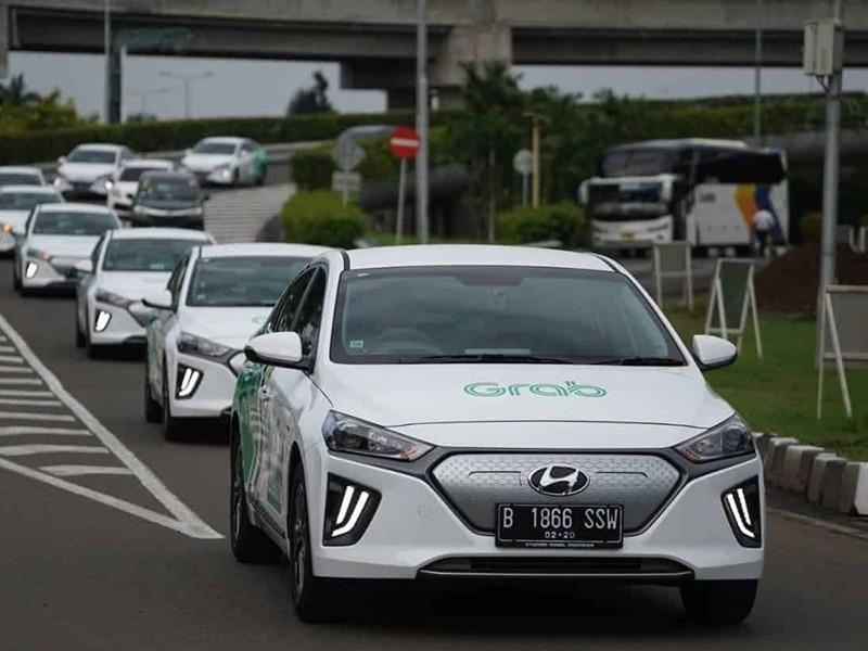 Wow, ada Tesla di Bandara Soekarno-Hatta