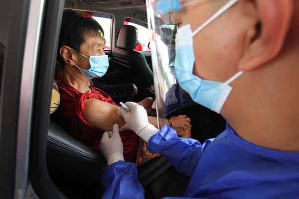 SehatQ dukung vaksin Gotong Royong