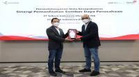 Telkom dukung Pupuk Indonesia perkuat ketahanan pangan