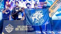 EVOS Esports Juarai FFIM 2021 Spring