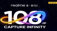 Realme siapkan 8 series bidik pasar Mid-Range pada 7 April