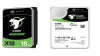 Seagate tawarkan Hard Disk Exos 18 TB, andal dan aman