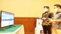 Gandeng Telkom, Sharp luncurkan TV gaming pertama
