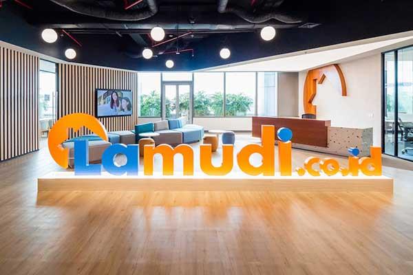 Lamudi miliki kantor baru di Jakarta