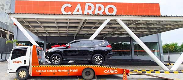CARRO rilis seri showroom digital mobil bekas