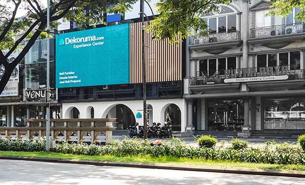 Dekoruma tambah flagship store