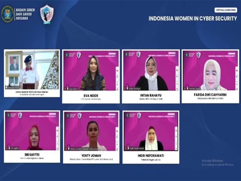 Huawei dorong kesetaraan Gender di bidang teknologi