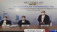 Multipolar tebar dividen Rp215,63 miliar