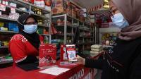 LinkAja dan SRC digitalisasi toko kelontong