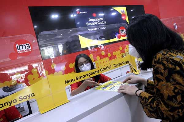 Indosat dan Erajaya adopsi konsep Shop-In-Shop