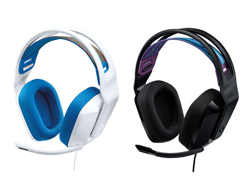 Bidik gamers remaja, Logitech G perkenalkan headset gaming G335
