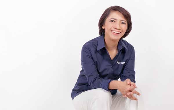 Aviantri Faiza menjadi Channel Head Acronis di Indonesia