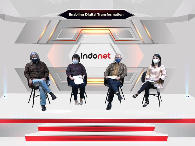 Lewat digitalisasi Network dan Edge Data Center, Indonet dorong pertumbuhan ekonomi digital