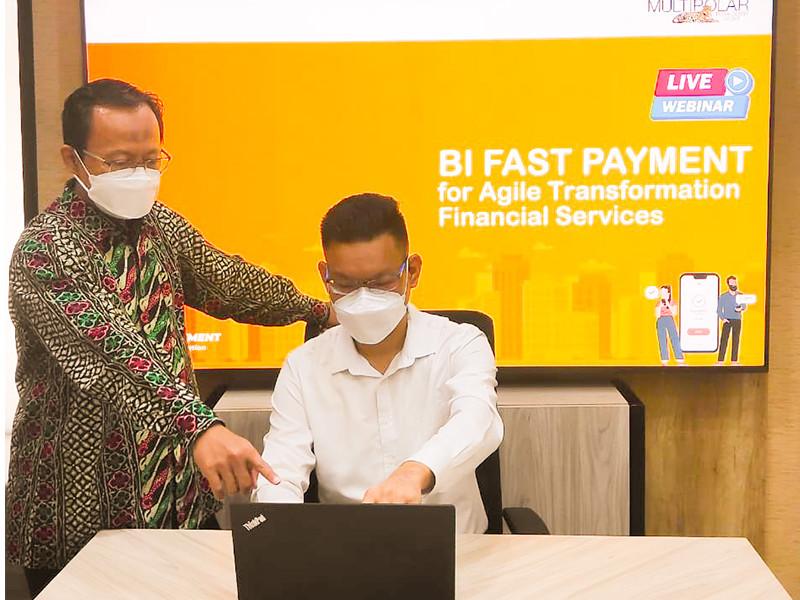 Multipolar dukung transisi BI Fast Payment dengan Oracle Database dan Vision DG