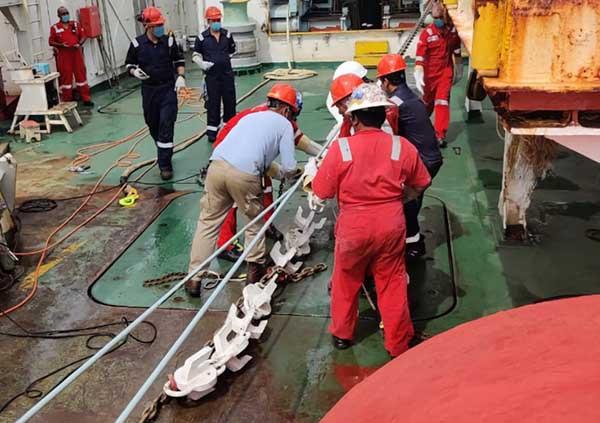 Telkom kirim kapal untuk percepat pemulihan kabel laut SMPCS Biak-Jayapura