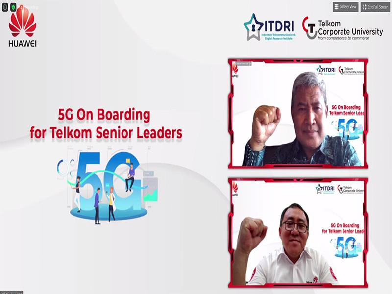 Lewat ITDRI, Telkom tandatangani MOU dengan Huawei Asean