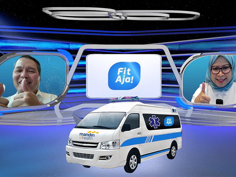 Banyak BUMN luncurkan Digital Healthcare SuperApp FitAja!