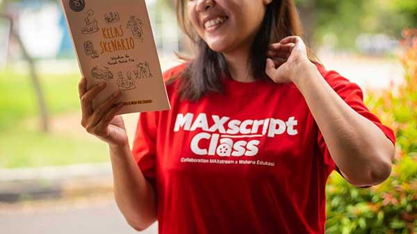 Telkomsel gelar MAXscript Class Awards 2020
