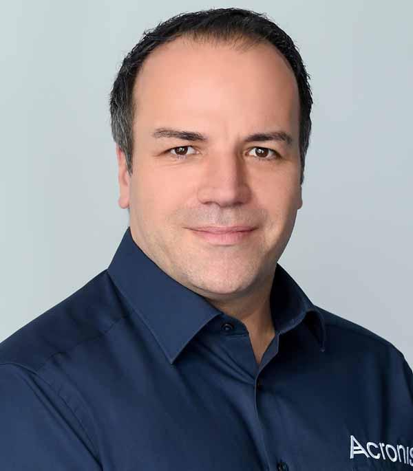 Patrick Pulvermueller ditunjuk sebagai CEO Acronis