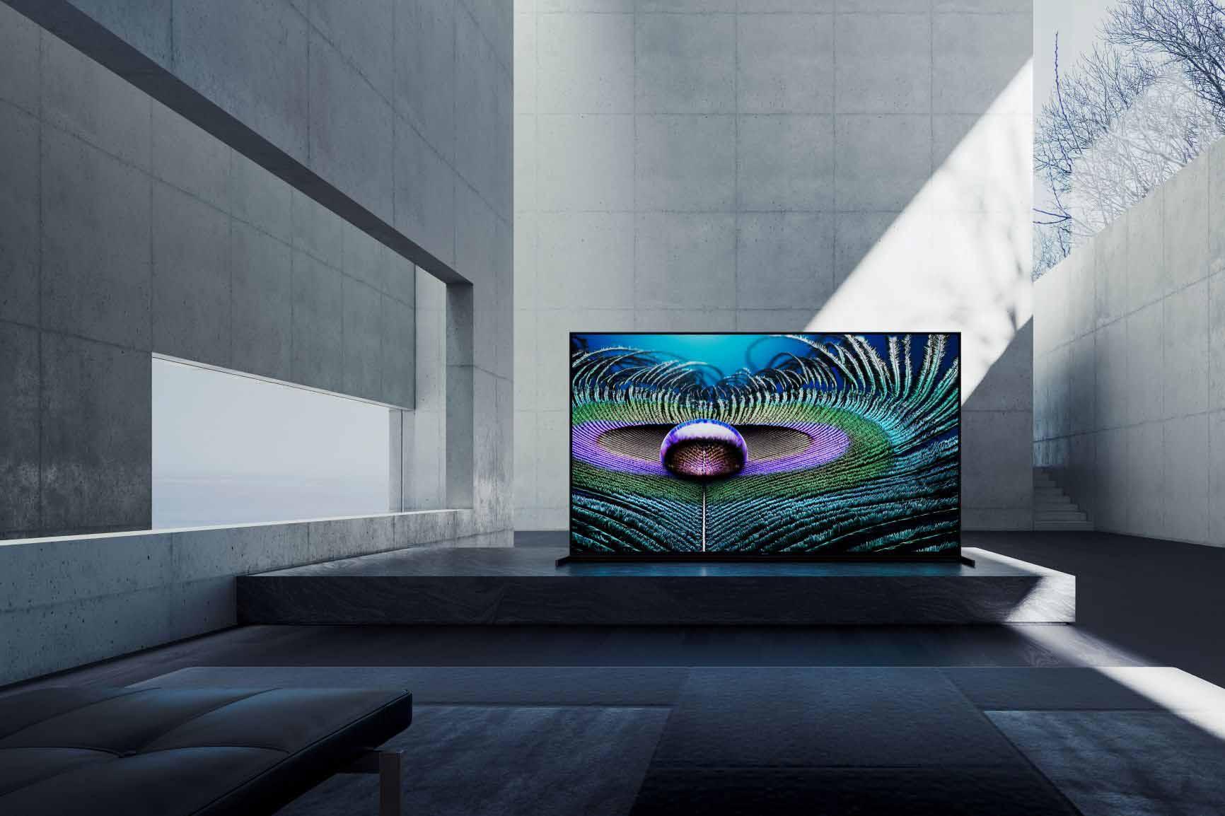 Sony bekali BRAVIA XR Z9J 8K LED dan A80J OLED dengan Cognitive Processor XR