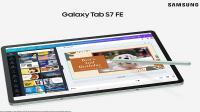 <div>Samsung hadirkan Galaxy Tab S7 FE 5G</div>