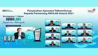 <div>TelkomGroup Canangkan Komitmen Perkuat Implementasi Nilai AKHLAK</div>