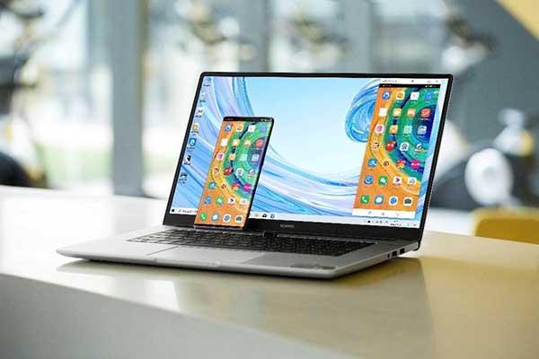 Huawei MateBook D14 & D15 dijual di JD.ID