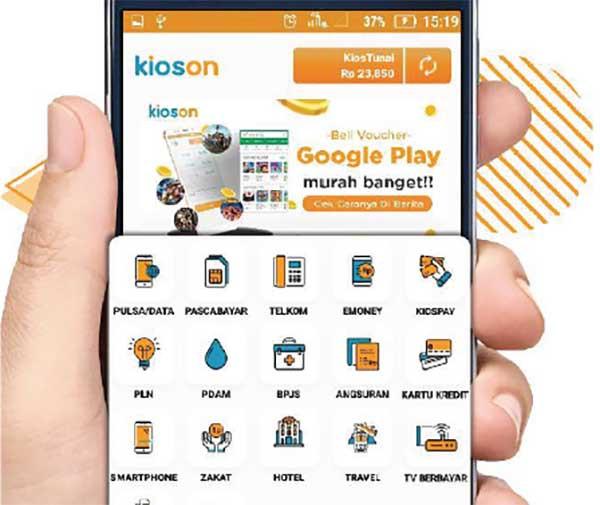 Kioson tawarkan layanan iklan digital