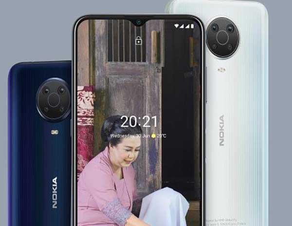 ExpressVPN hadir di Nokia Seri G dan Seri X