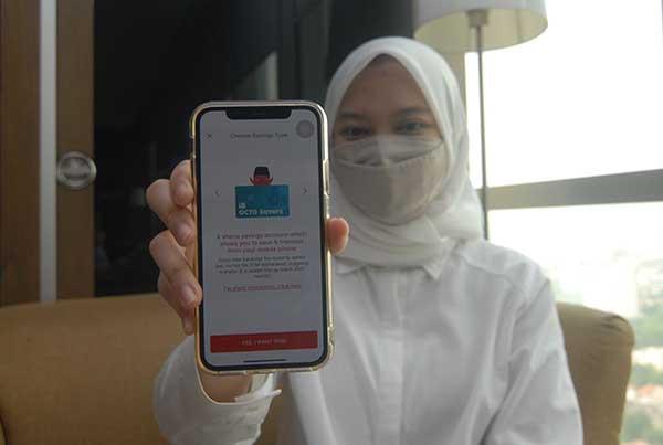 OCTO Mobile manfaatkan digitalisasi untuk buka tabungan Syariah