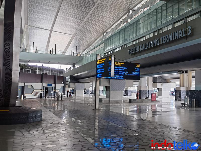 5G Telkomsel di Bandara Soetta, siap dukung digitalisasi bandara