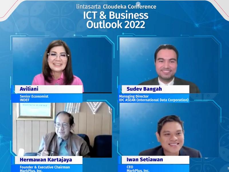 Perlu strategi berbasis digital untuk bisnis masa depan