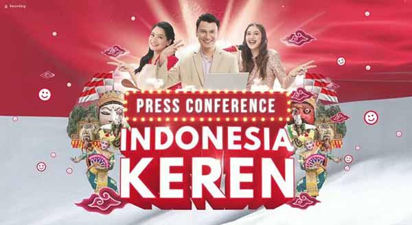 IndiHome gelar Indonesia Keren