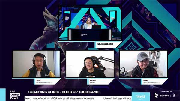 Intel Gamer Days 2021 sukses digelar