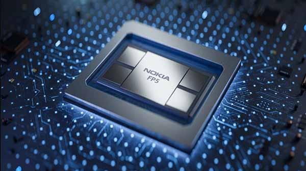 Nokia rilis generasi kelima routing silicon