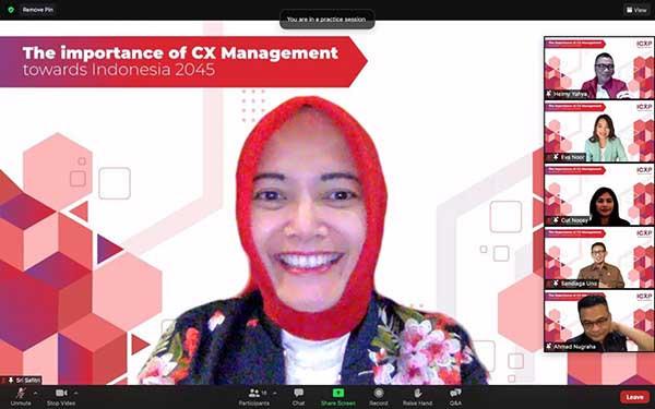 ICXP siap cetak banyak SDM CX untuk Indonesia 2045