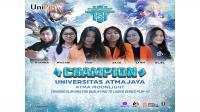 <div>Atmajaya raih peringkat pertama USW Ladies Championship</div>