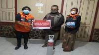 <div>Bersama Rumah Zakat, LinkAja serahkan bantuan oksigen</div>