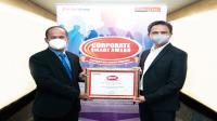 <div>TelkomSigma raih Award Center di Corporate Image Award 2021</div>