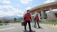 Jaringan TelkomGroup siap sukseskan pembukaan PON XX Papua 2021