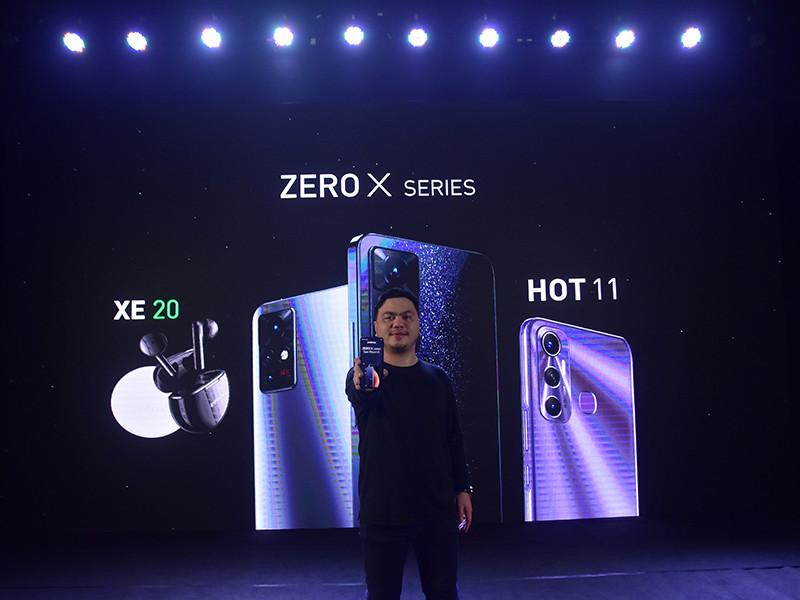 Infinix tawarkan Infinix Zero X Series