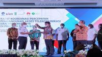Menkominfo resmikan BTS 4G On Air di Papua Barat