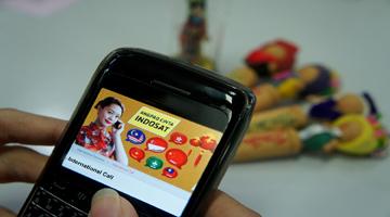 Indosat Tawarkan Tarif Spesial Imlek
