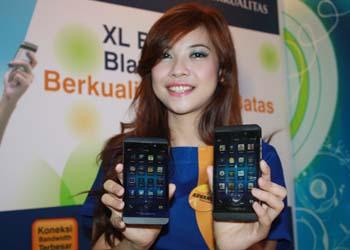 Pamor BlackBerry Kian Pudar di Pasar Global